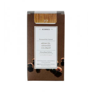 Korres - Argan Oil Advanced Colorant No 7.7 Μόκα - 50ml