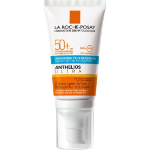 La Roche Posay - Anthelios Ultra Cream Sensitive Eye Innovation Non Perfume SPF50 - 50ml
