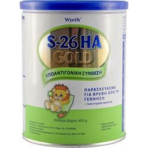 Wyeth - S-26 Gold HA - 400gr