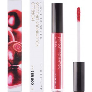 Korres - Morello Voluminous Lip Gloss 19 Watermelon - 4ml