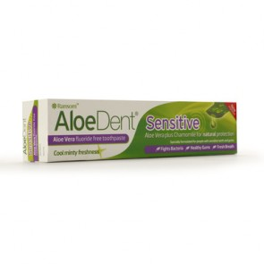 Optima Aloe Dent Sensitive Toothpaste 100ml