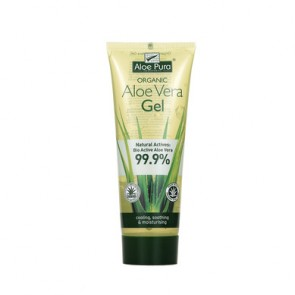 Optima - Organic Aloe Vera Gel 99,9% - 100ml