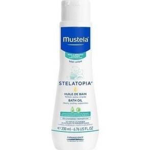 Mustela - Stelatopia Bath Oil - 200ml