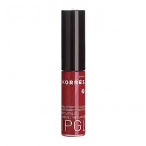 Korres - Cherry full color gloss No52 Κόκκινο - 6ml