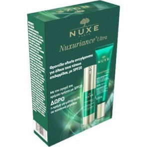 Nuxe - Nuxuriance Ultra Creme SPF20 - 50ml & Δώρο Nuxuriance Ultra Yeux et Levres - 15ml