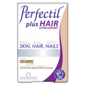 Vitabiotics - Perfectil Plus Hair - 60tabs