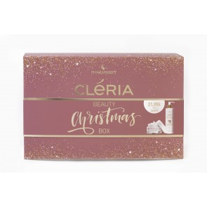 Pharmasept - Cleria Beauty Christmas Box με την First step Cream - 50ml και την Hydrating Velvet Lotion - 300ml
