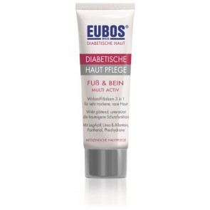 Eubos - Diabetic Foot & Leg Multi-Active - 100ml