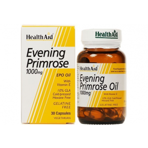 Health Aid - Evening Primrose Oil 1000mg - 30 κάψουλες