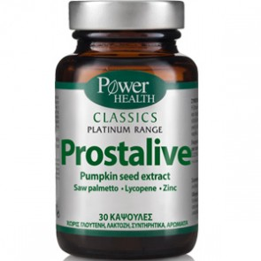 Power Health - Classics Platinum Range Prostalive - 30caps