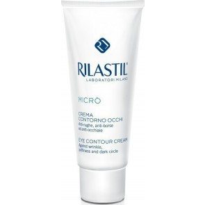 Epsilon Health - Rilastil Micro Eye Contour Cream Αντιρυτιδική Κρέμα Ματιών - 15ml