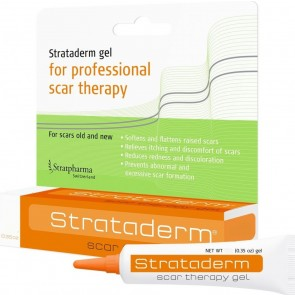 Stratpharma - Strataderm Gel for professional scar therapy Γέλη σιλικόνης κατά των ουλών - 20gr