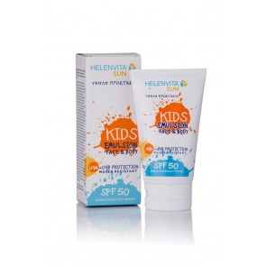 Helenvita - Sun Kids Emulsion SPF 50 Face & Body - 150ml
