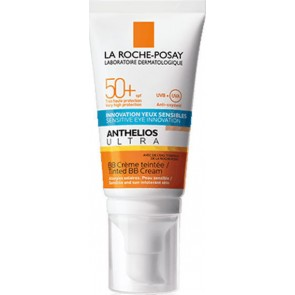 La Roche Posay - Anthelios Ultra Tinted BB Cream SPF50 Sensitive Eye Innovation Αντηλιακή κρέμα προσώπου με χρώμα - 50ml