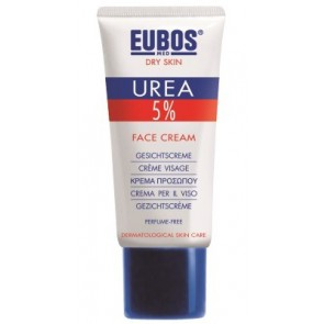 Eubos - Urea 5% Face Cream - 50ml