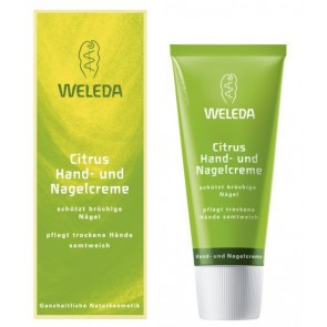 Weleda - Citrus Hand & Nail Cream - 50ml